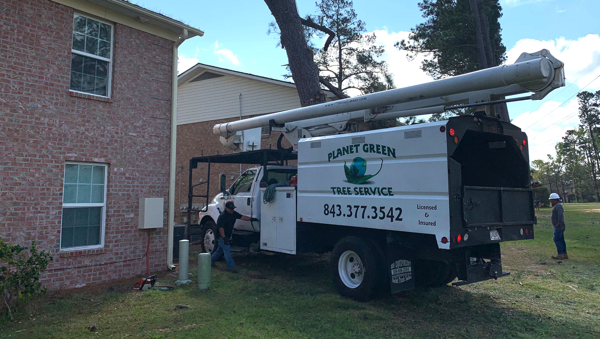 Slider2 - Planet Green Tree Service